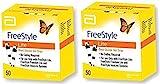 50x2 Freestyle Lite Test Strips by Freestyle Lite
