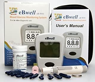 Glucometro eBwell eb-w01