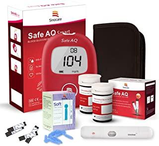 Medidor de azucar Safe AQ Smart